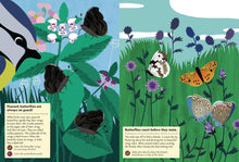 Load image into Gallery viewer, My Nature Sticker Activity Book - Butterflies of the World by Olivia Cosneau
