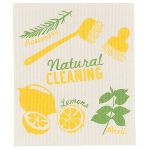 Natural Cleaning Compostable Cloth