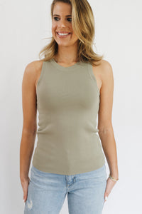 Signy Tank Sweater