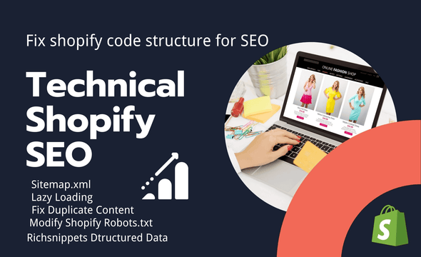 shopify technical seo