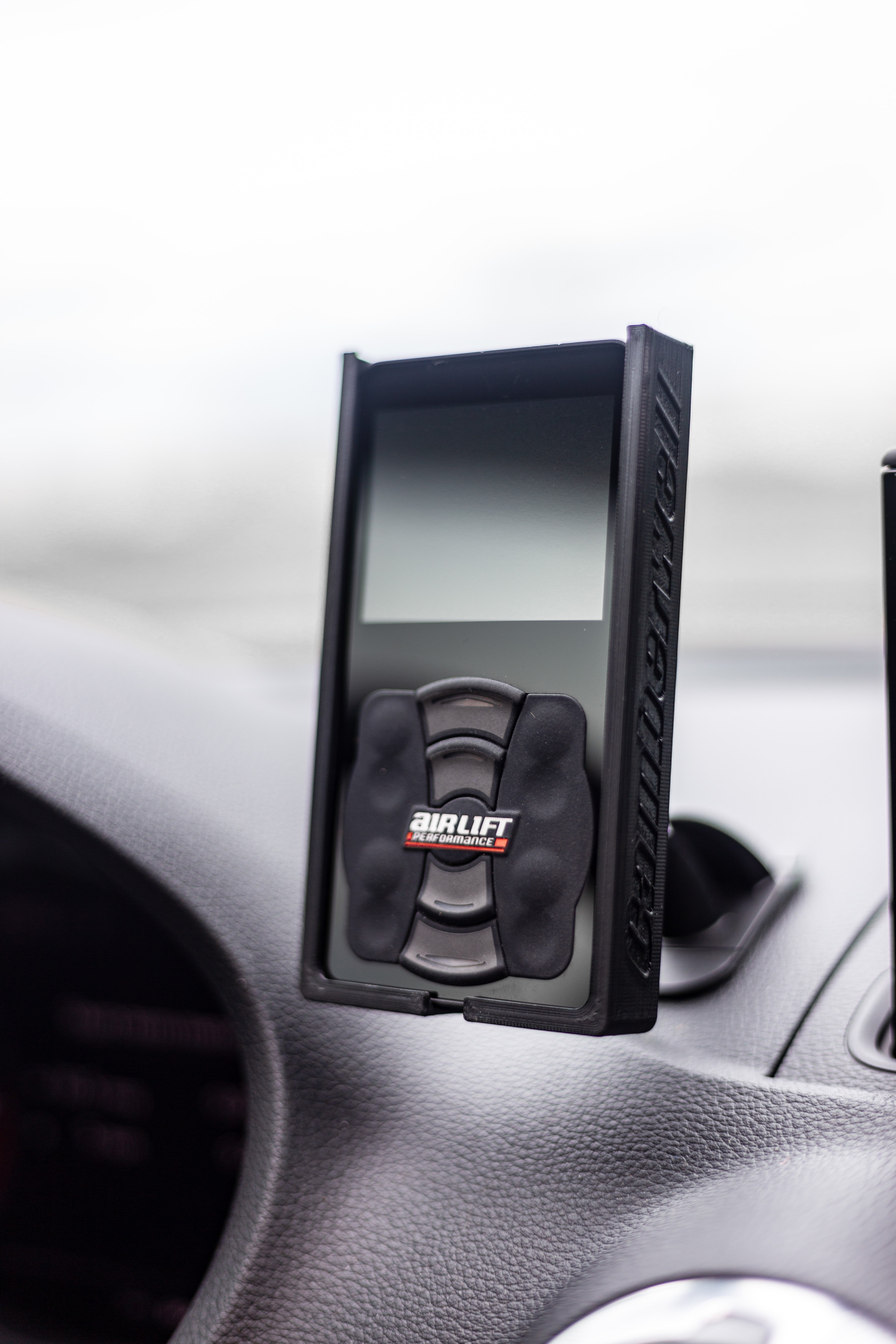 Camberwell Airlift Controller Holder -  Dash Mount - 3P/3H