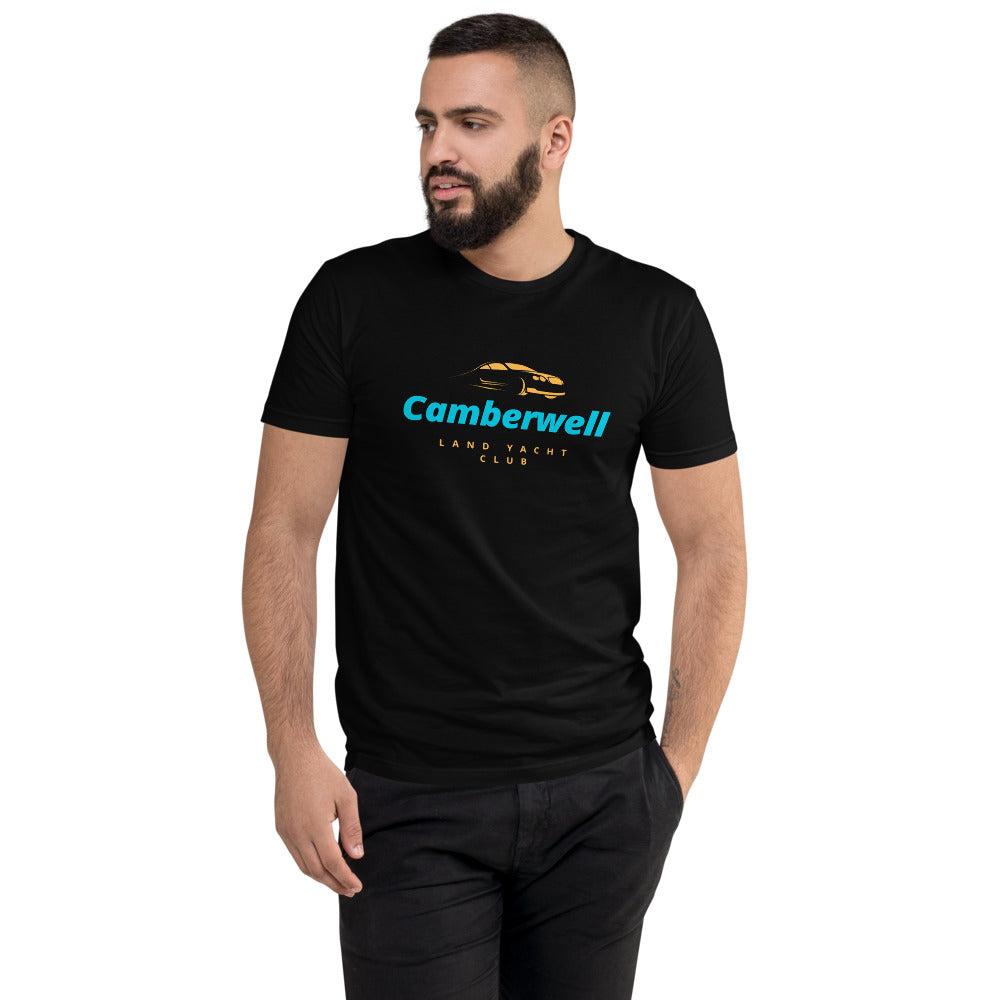 Camberwell Continental Land Yacht Club T Shirt