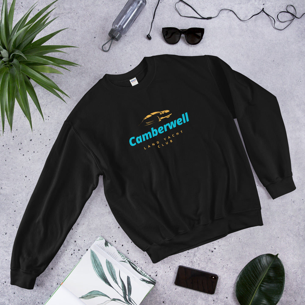 Camberwell Continental Land Yacht Club Sweatshirt