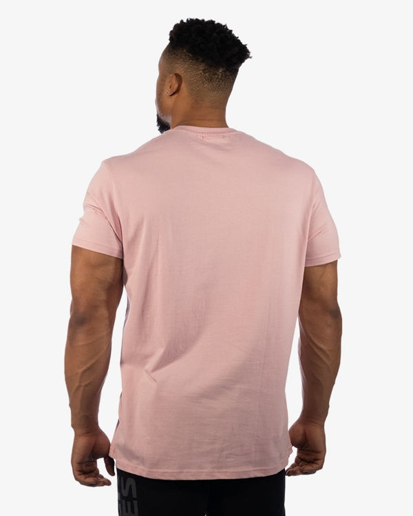 Better Bodies Essential Tee Light Pink