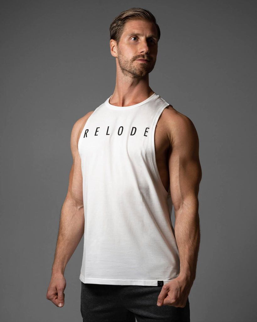 Relode Tactical Tank White