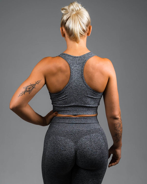 Relode Sports Bra Grey
