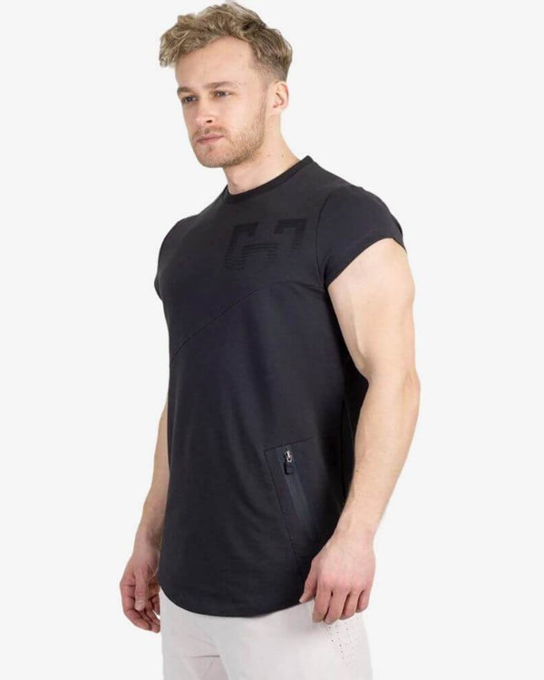 Gymjunky Edge Tech T-Shirt