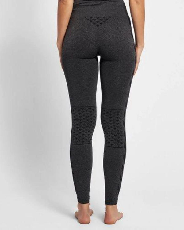 Hummel Classic Bee Ci Seamless Tights Black Melange