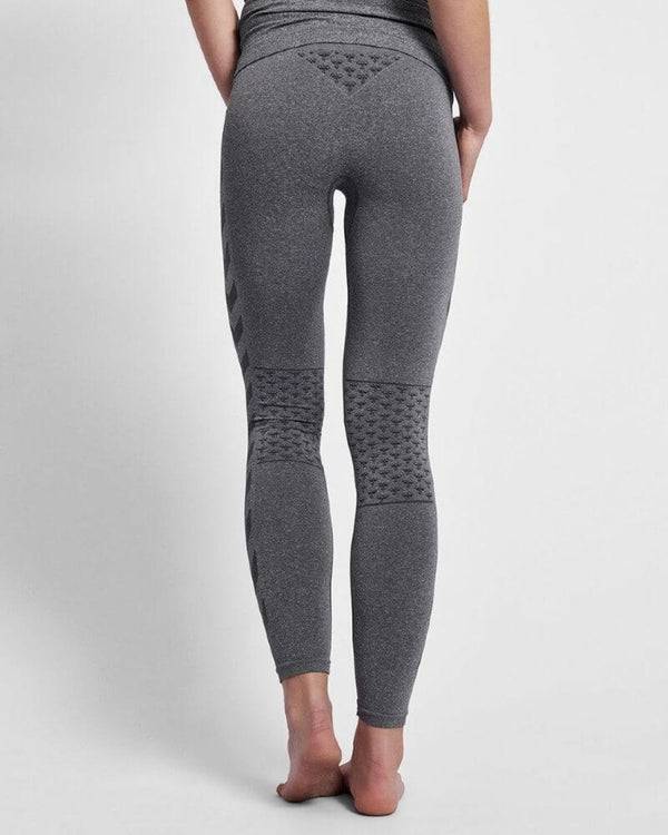 Hummel Classic Bee Ci Seamless Tights Ombre Blue Melange