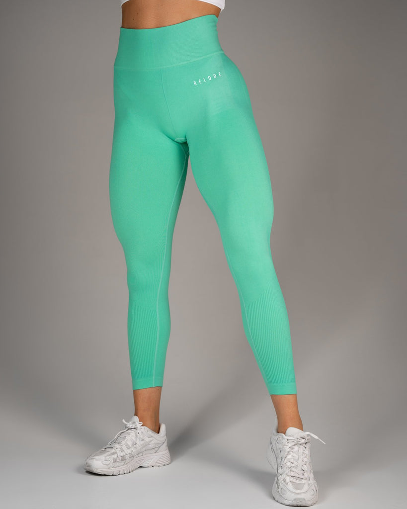 Relode Slipstream Tights Mint Green
