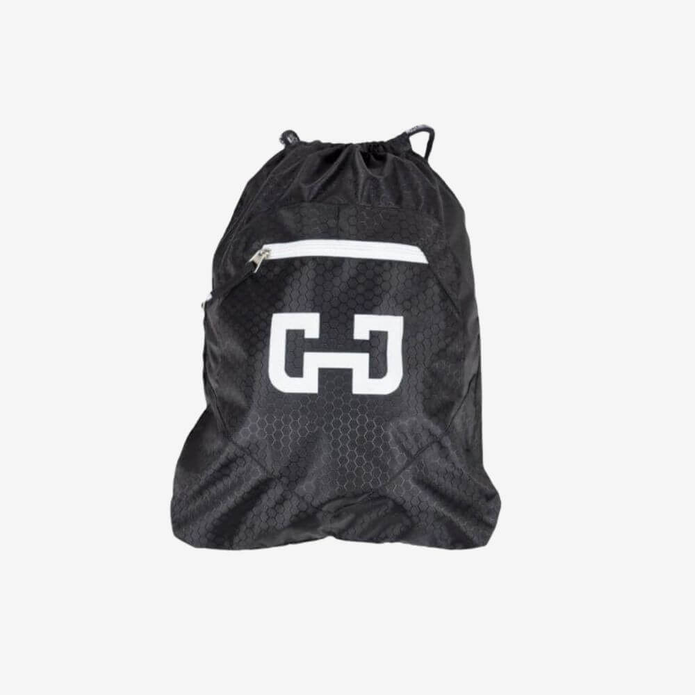 Gymjunky Gym Sack Black
