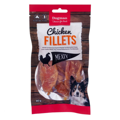 Chicken Fillets - Elithund.se