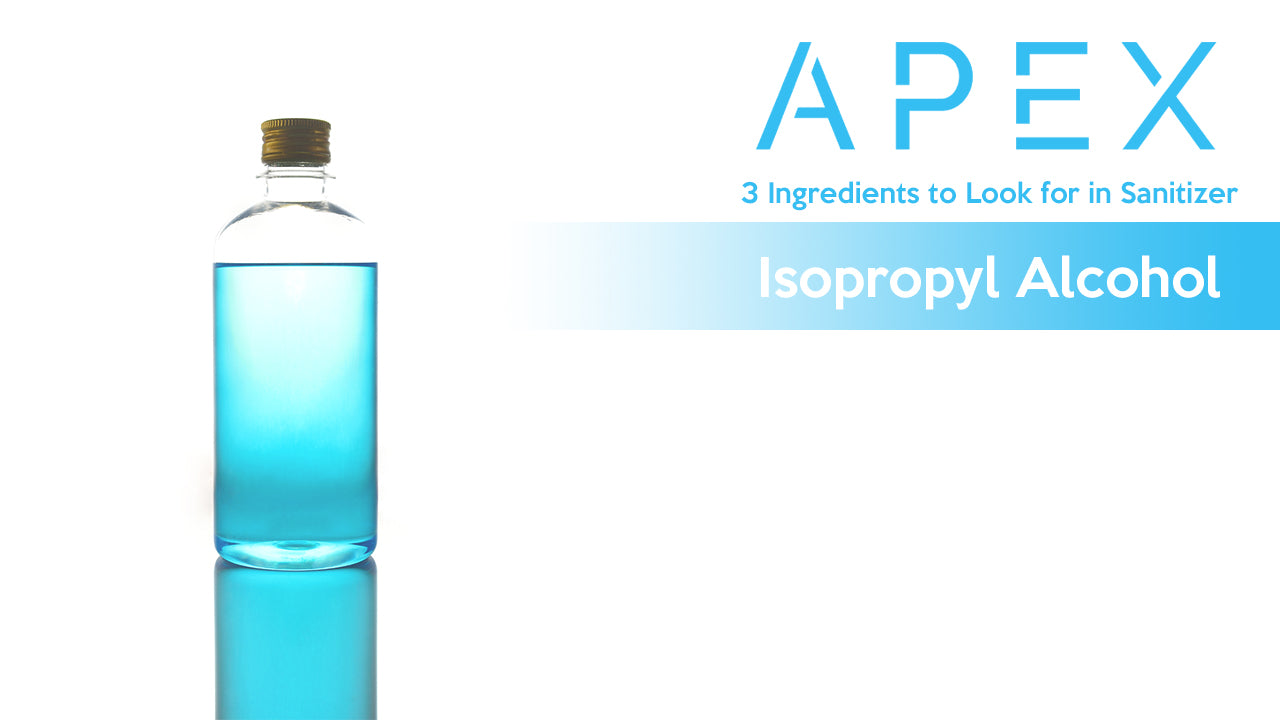 Isopropyl Alcohol, Hand Sanitizer