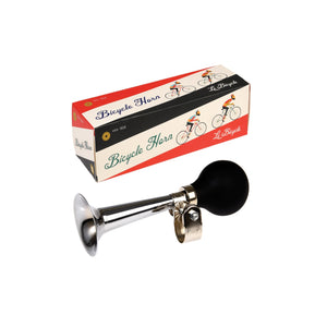 Retro bicycle horn