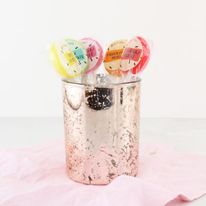 Cocktail Lollies