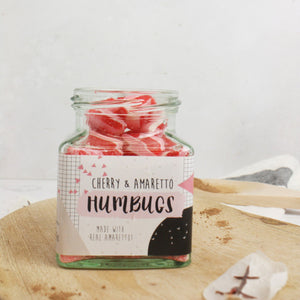 Cherry & Amaretto Humbugs