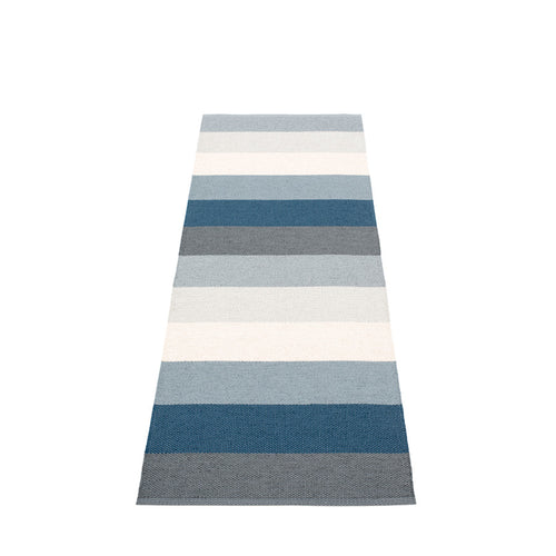 Pappelina Teppich - Molly Ocean Grey - Design Moebel Sale