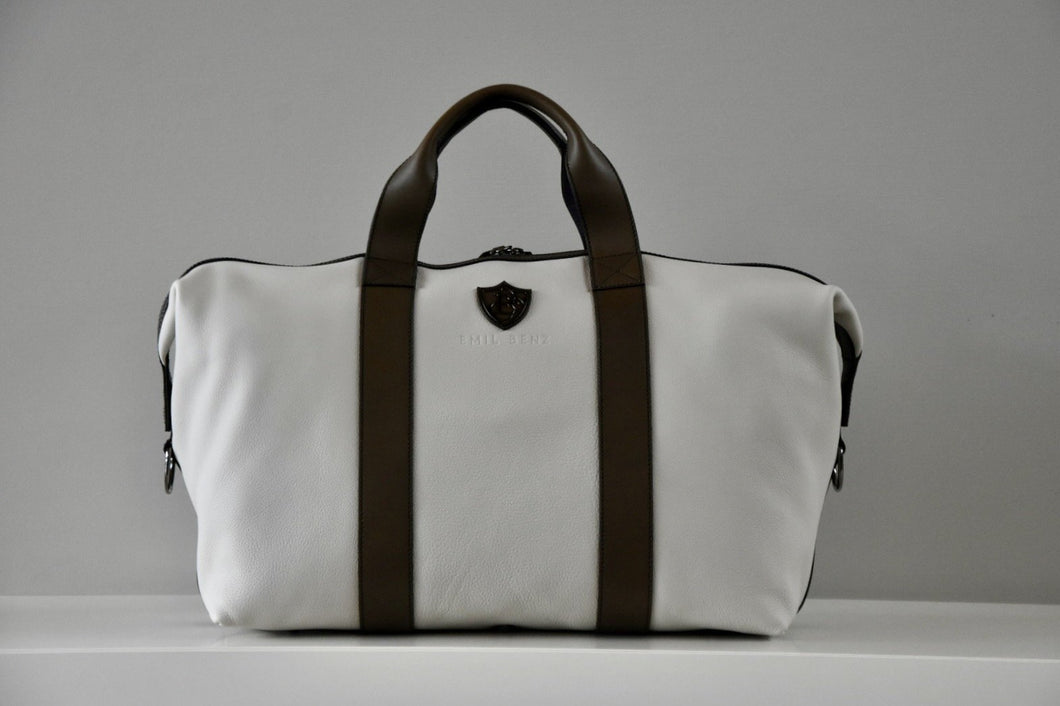 Emil Benz / Weekender series 3 / Chalk - Brown