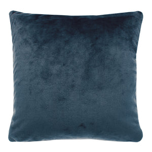 Navy Cashmere Touch Cushion