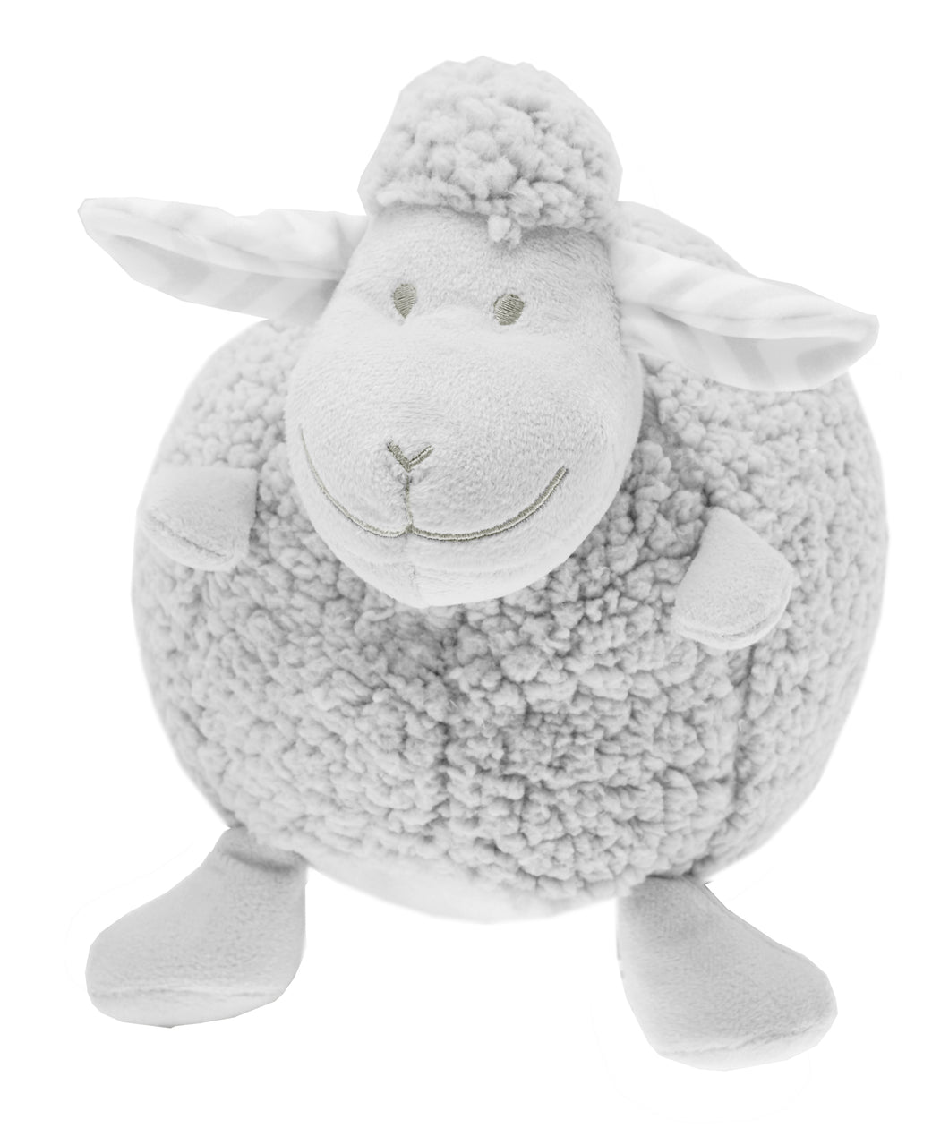 Waltons Round Cuddles the Lamb Soft Toy