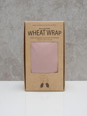 Wheat Wrap - Jersey - Pink