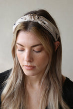 Load image into Gallery viewer, Starlight Knot Headband