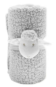 Waltons Cuddles the Lamb Travel Blanket