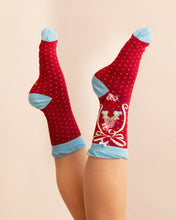 Load image into Gallery viewer, A-Z Ankle Socks - A