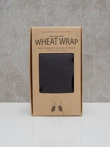 Wheat Wrap - Jersey - Charcoal
