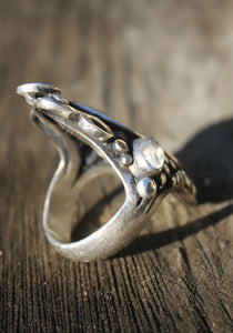 CUSTOM MADE SILVER RINGS