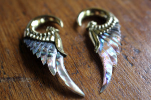 ABALONE WING WEIGHTS