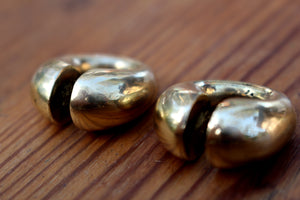 BRASS TRIBAL WEIGHTS