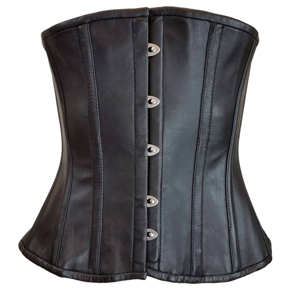 VC1320 Vance Leather Ladies Hook and Eye Closure Corset