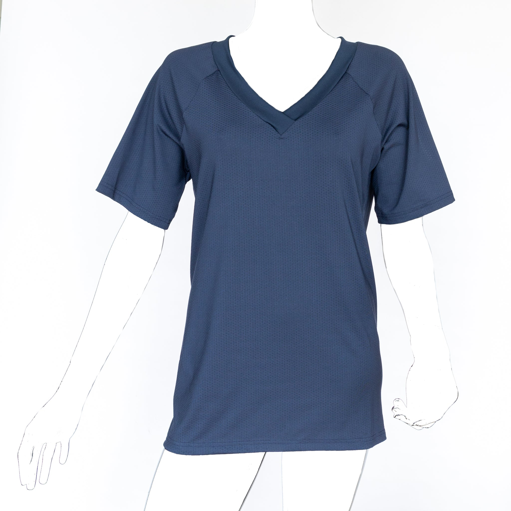 Basic shirt navy