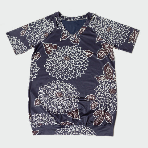Flow shirt navy