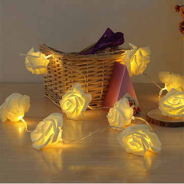 LED Rose Lights For Home Decoration - SUPERIORS STORE