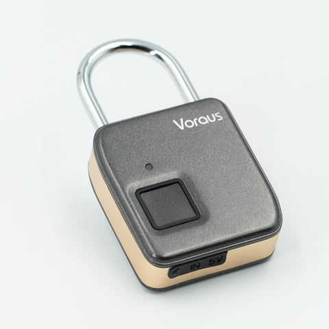 Smart Fingerprint Lock - Padlock - Superiors Store