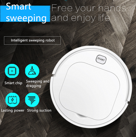 Smart Cleaning Robot - Easy Control - SUPERIORS STORE