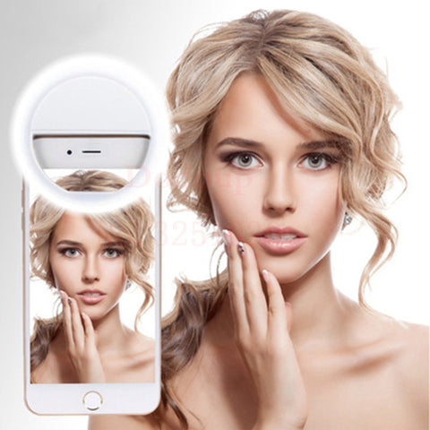 Selfie Light Rechargeable 36 LED - Superiors Store