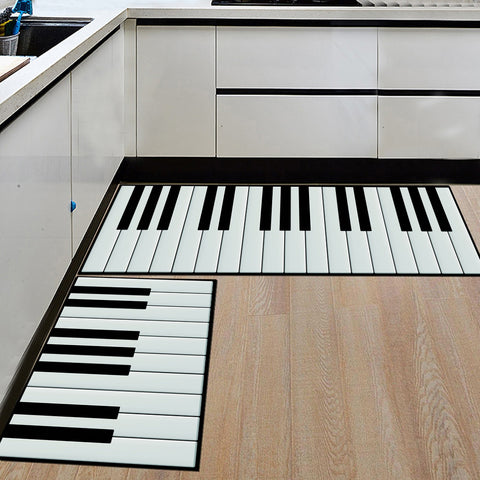 Piano Keys Mat - Indoor & Outdoor Mat - SUPERIORS STORE