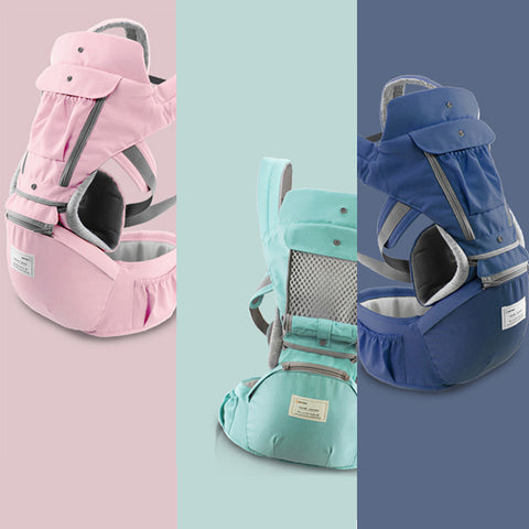 Baby Carrier 6 Functions - Custom bag & Detachable seat. - SUPERIORS STORE
