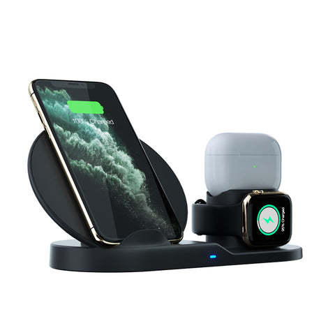 Wireless Charger 3 in 1 - SUPERIORS STORE
