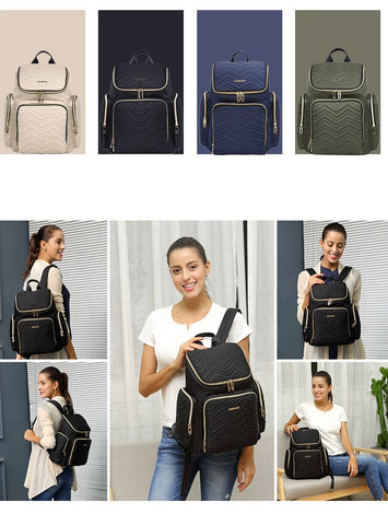 MULTI-FUNCTIONAL BACKPACK FOR MOMMY - SUPERIORS STORE