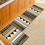 Triangle Pattern Carpet - Indoor Mat - Superiors Store