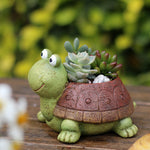 Turtle Vase for Plants - Superiors Store