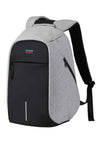 Laptop Backpack Black-Grey - RUIGOR 40 - SUPERIORS STORE