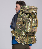 Travelling backpack - Army Fans - SUPERIORS STORE