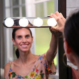 Modern Makeup Mirror - Portable Lighting - SUPERIORS STORE