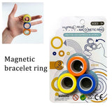 Magnetic Rings Fidget - Anti-stress Toy - SUPERIORS STORE