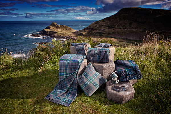 Photo of Giants Causeway Tartan